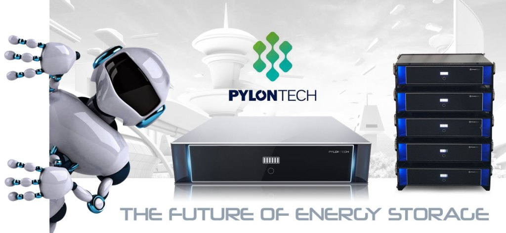 PylonTech | Battery Storage | SkyBright Solar | Iloilo PH