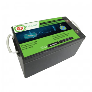 Mesan LiFePO4 100ah Battery | SkyBright Solar