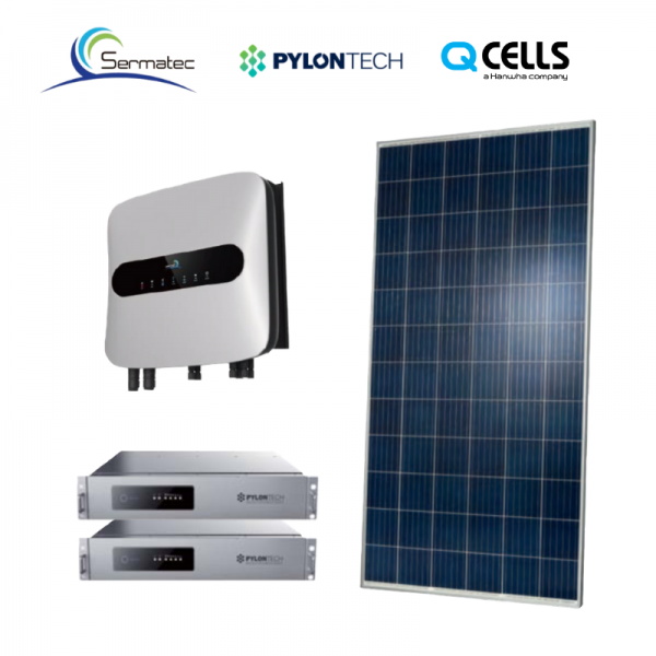 High end Brown Out Package | SkyBright Solar