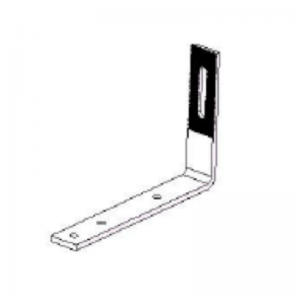 Hopergy - Clay Tile Roof Hook, L shape with screw and nut (HOP-TRH-09) | SkyBright Solar
