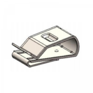 Hopergy - Panel Cable Clip for Dual DC Cable (HOP-PCC) | SkyBright Solar