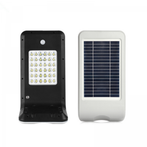 SafePower - 10W, BridgeLux LED Solar Wall/Street Light | SkyBright Solar