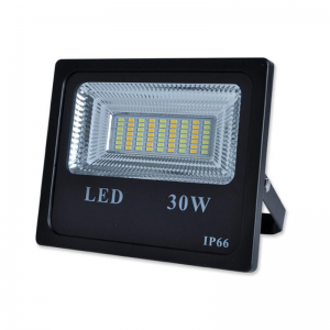 SafePower - 30W SMD Solar Flood Light | SkyBright Solar