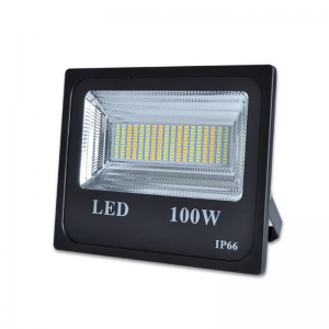 SafePower - 100W SMD Solar Flood Light | SkyBright Solar