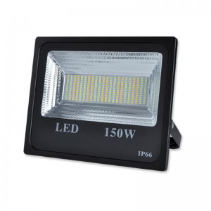 SafePower - 150W SMD Solar Flood Light | SkyBright Solar
