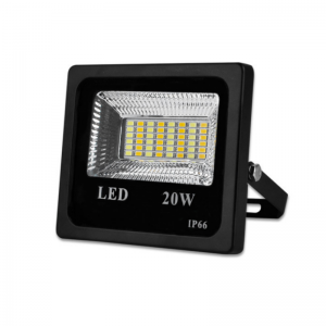 SafePower - 20W SMD Solar Flood Light | SkyBright Solar