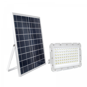 SafePower 120W Optical Solar Flood Light | SkyBright Solar