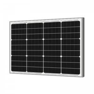 Sunpal 50W High Efficiency Mono Solar Panel | SkyBright Solar