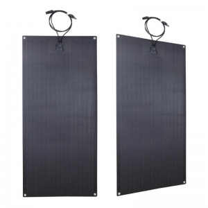 Lensun 100W HQ Grade Flexible ETFE Solar Panel | SkyBright Solar