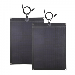 Lensun 60W HQ Grade Flexible ETFE Solar Panel | SkyBright Solar