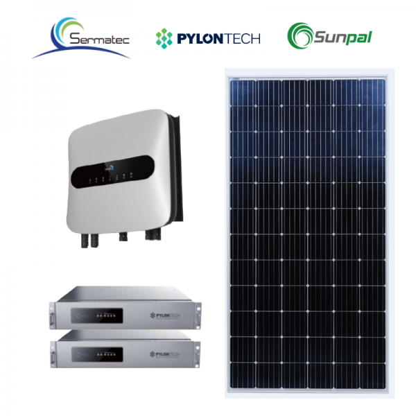 High end Brown Out Package   SkyBright Solar