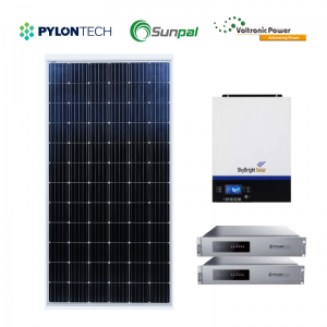 Smart Brown-Out Package   SkyBright Solar