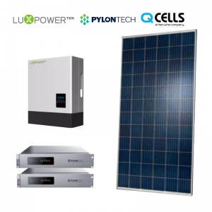 Lux Power Hybrid System | SkyBright Solar