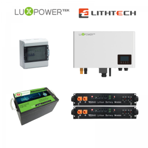 Lux AC Coupled Inverter System   SkyBright Solar