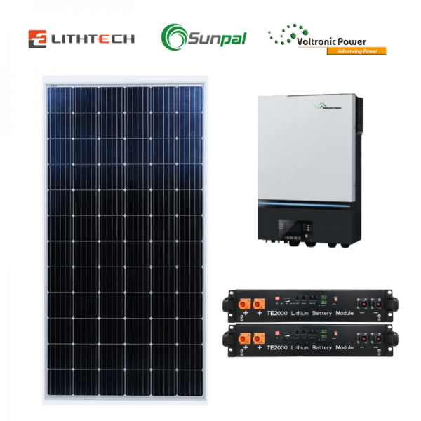 SkyBright Off-Grid Max Standard | SkyBright Solar