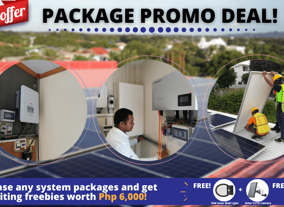 Solar Energy System Package Promo | SkyBright Solar