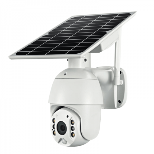 Wanscam C54-Wifi Solar Pan and Tilt Wifi CCTV Camera | SkyBright Solar