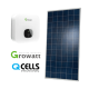 Growatt Grid Tie System Package | SkyBright Solar